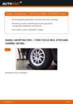 Kā nomainīt: aizmugures amortizatoru Ford Focus MK2 - nomaiņas ceļvedis
