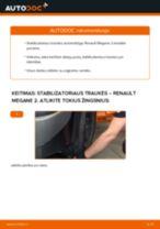 Gofruotoji Membrana Vairavimas pakeitimas LANCIA KAPPA - patarimai ir gudrybės
