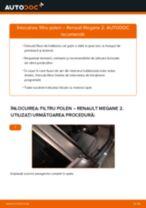 Manual de depanare RENAULT MEGANE