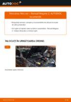 PDF manual pentru întreținere MEGANE