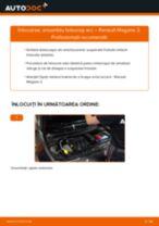 Manual de bricolaj pentru substituir Amortizor in RENAULT MEGANE