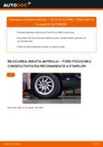 Schimbare Bieleta bara stabilizatoare FORD FOCUS: pdf gratuit