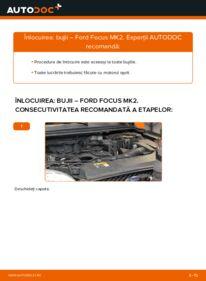 Cum să efectuați înlocuirea: Bujie la 1.6 TDCi Ford Focus mk2 Sedan