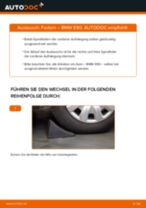 Renault 19 Cabrio Innenraumfilter wechseln Anleitung pdf