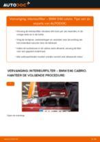 Hoe interieurfilter vervangen bij een BMW E46 cabrio – Leidraad voor bij het vervangen