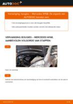 Hoe bougies vervangen bij een Mercedes W168 – Leidraad voor bij het vervangen
