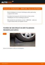 Stoßdämpfer hinten selber wechseln: BMW E90 - Austauschanleitung