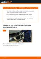 Bremsbeläge hinten selber wechseln: BMW E90 - Austauschanleitung