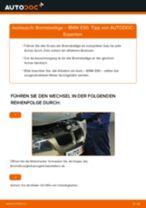 Bremsbeläge vorne selber wechseln: BMW E90 - Austauschanleitung