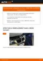 Manuel d'atelier BMW X1 pdf