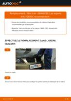 Montage Filtre à Air BMW 3 (E90) - tutoriel pas à pas