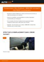 PDF manuel sur la maintenance de X1