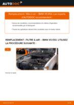 Apprenez à résoudre le problème avec Filtre à Air BMW