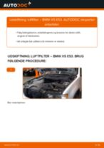 Opel Insignia B Sports Tourer reparations- og vedligeholdelsesvejledning