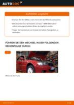 Ölfilter auswechseln BMW 3 SERIES: Werkstatthandbuch