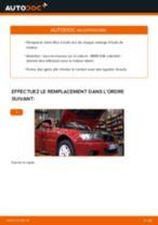 Changement Filtre à Huile BMW 3 SERIES : manuel d'atelier