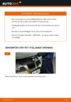 Steg-för-steg Audi TT 8N Roadster reparationsguide