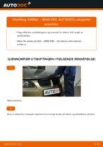 Slik bytter du luftfilter på en BMW E90 – veiledning