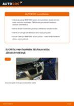 PDF vaihto-opas: Jarrulevy BMW 3 Sedan (E90)