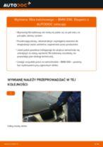 Instrukcja naprawy krok po kroku BMW X1 Van (F48)