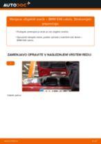Kako zamenjati avtodel vžigalne svečke na avtu BMW E46 cabrio – vodnik menjave