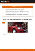 Kako zamenjati avtodel motorna olja in filter na avtu BMW E46 cabrio – vodnik menjave