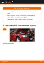 Motorolaj és szűrők-csere BMW E46 cabrio gépkocsin – Útmutató