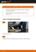 Kā nomainīt: gaisa filtru BMW E90 - nomaiņas ceļvedis