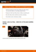 Kā nomainīt: priekšas logu slotiņas BMW E90 - nomaiņas ceļvedis