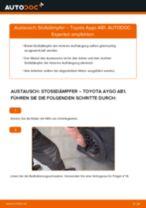 Tipps von Automechanikern zum Wechsel von TOYOTA Toyota Aygo AB1 1.4 HDi Stoßdämpfer