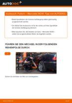 Suzuki SX4 S-Cross Radlagersatz: Online-Handbuch zum Selbstwechsel