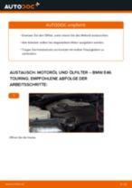 DIY-Leitfaden zum Wechsel von Ölfilter beim BMW 5er