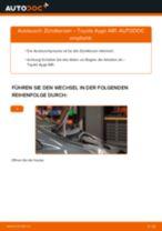 Wann Zündkerzensatz tauschen: PDF Anweisung für TOYOTA AYGO (WNB1_, KGB1_)