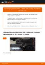 Wanneer Cabine filter BMW 3 Touring (E46) veranderen: pdf tutorial