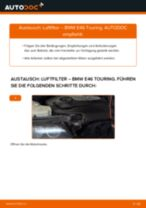 Serviceanleitung im PDF-Format für 7er