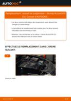 Comment changer et régler Barre anti-roulis arrière et avant : guide pdf gratuit
