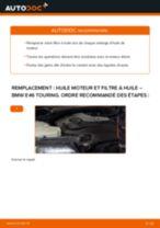 Remplacement de Filtre à Huile sur BMW 3 Touring (E46) : trucs et astuces