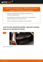 Cambiar Amortiguadores BMW 3 SERIES: manual de taller