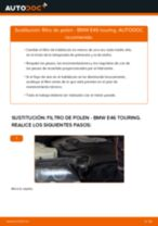 Descubra nuestro detallado tutorial sobre cómo solucionar el problema de Cilindro maestro de frenos BMW