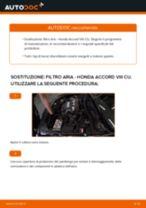Ford Fiesta Mk5 Sedan Coppia tamburi freno sostituzione: consigli e suggerimenti