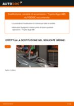 Come cambiare candele di accensione su Toyota Aygo AB1 - Guida alla sostituzione