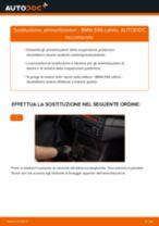 Cambiare Ammortizzatori BMW 3 SERIES: manuale tecnico d'officina