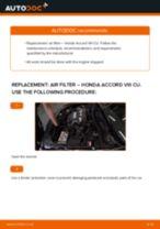 DIY MERCEDES-BENZ change Deflection / Guide Pulley, timing belt - online manual pdf