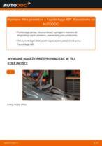 Jak wymienić Sprężyna zawieszenia przód lewy prawy VW UP - instrukcje online