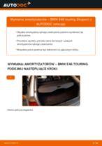 Jak zmienić Amortyzatory BMW 3 SERIES: darmowy pdf