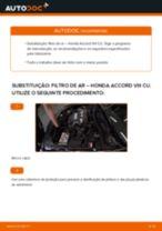 PDF manual sobre manutenção de ACCORD