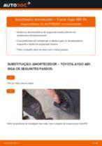 Manual de serviço TOYOTA AYGO