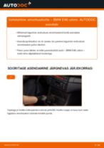BMW 3 SERIES Amort vahetus: tasuta pdf