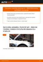 Schimbare Amortizoare BMW 3 SERIES: pdf gratuit