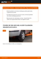 Schritt-für-Schritt-PDF-Tutorial zum Hauptscheinwerfer Glühlampe-Austausch beim Nissan X Trail t30